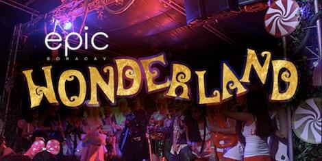 Epic Boracay's Annual Epic Halloween Ball