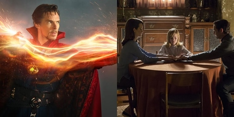 New Movies This Week: Doctor Strange, Ouija: Origin of Evil and more!