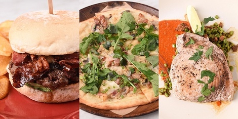 Privileges: Flash Your Mobile Coupon for A Discounted Feast at Café Naya