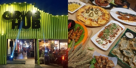 Man vs Food: A Guide to Grub Hub, Quezon City's newest food park offering you a different experience