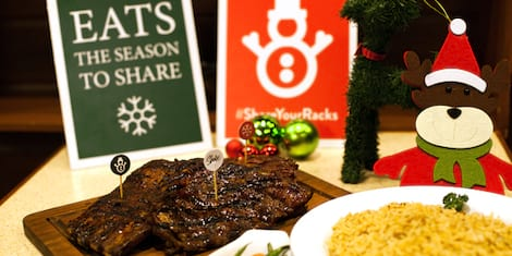 'Tis the Best Season to Share with Racks' Delectable Holiday Offerings