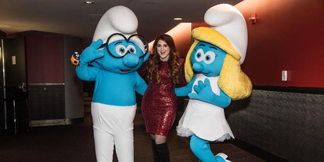 Meghan Trainor Writes, Performs I'm a Lady for Smurfs: The Lost Village