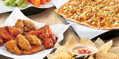 Wing in the holidays with Buffalo Wild Wing's Holiday Party Packages
