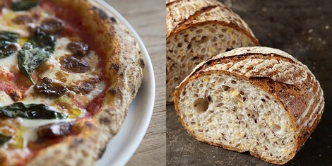 'Baker & Cook' and 'Plank Sourdough Pizza' Open Today at S Maison, Conrad Manila