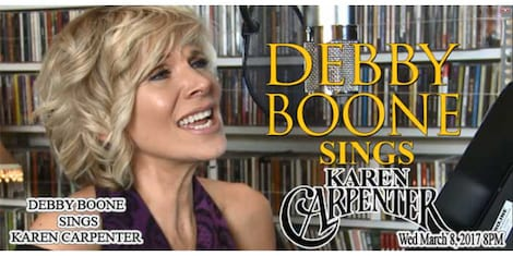 Debby Boone Sings Karen Carpenter