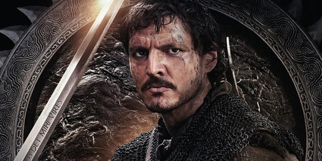 Game of Thrones Star Pedro Pascal is Bound to The Great Wall