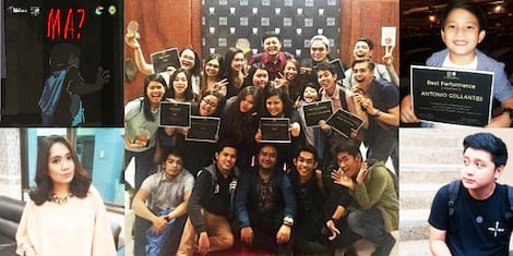 FEU short film bags 6 POV awards