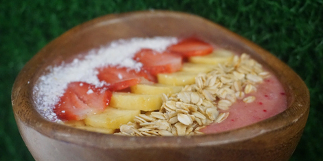 Bliss Bowls, the first smoothie bowl store in Manila, opens in SM Megamall