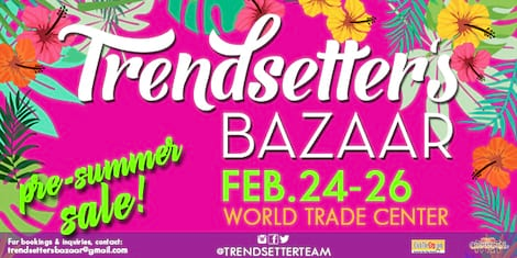 Preview summer's fashion forecast at the Trendsetter's Bazaar Back-to-Back Sale