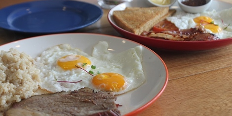 Now Open: Tyler's Cafe, a Katipunan neighborhood cafe for your all-day brunch cravings