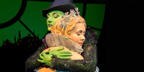 WICKED adds one final week of shows in Manila...and we couldn't be happier!
