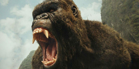 Kong: Skull Island -- A Thrilling, New Adventure About Screen's Greatest Monster