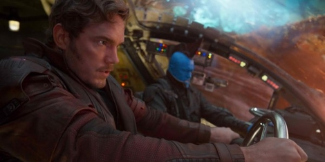 Chris Pratt Slays as Star-Lord in Guardians of the Galaxy Vol. 2