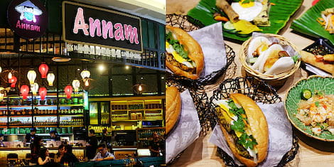 Annam Noodle Bar delights diners with new outlet in Resorts World Manila