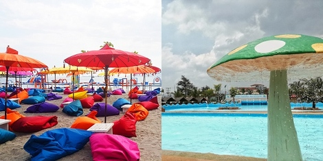 'The Inflatable Island' and 'Moon Bay Marina Waterpark' Up the Ante of Subic's Summer Scene