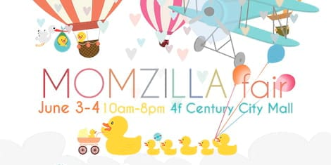 Think Pink Events brings you the 5th Momzilla Fair