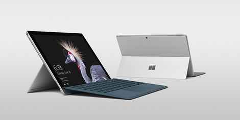 Microsoft unveils updated Surface Pro with 13.5 hours of battery life and 4G LTE option