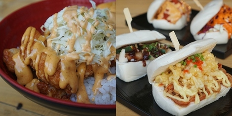 This Japanese Restaurant in Manila specializes only in two things: Don and Bao