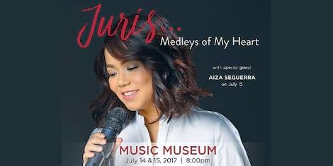 Juris: Medleys of My Heart