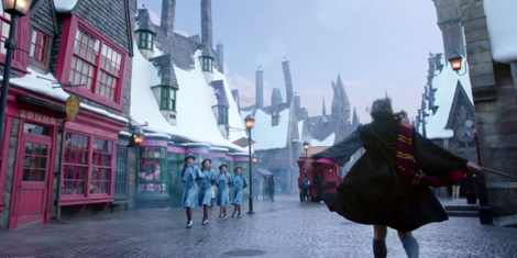 Wish We Were Here: Reliving Our Childhood at the Wizarding World of Harry Potter in Osaka
