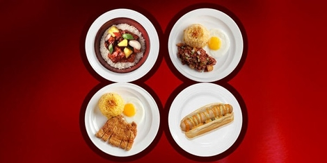 Welcome Back Resorts World Manila With These Dishes at Only P88 Each