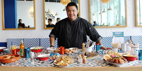 Souv! by Cyma is Chef Robby Goco's New Restaurant Serving Modern and Progressive Greek Food