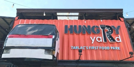 Your Food Park Guide to 'Hungry Yard' in Tarlac City: 28 Stalls Are Now Open!