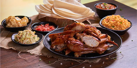 El Pollo Loco: Your favorite flame-grilled chicken restaurant sports new look