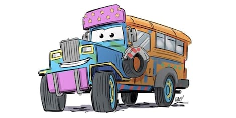Exclusive Art for PH Cars-ifies the Iconic Jeepney