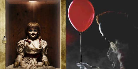 4-Minute Footage from IT to Play in Front of Annabelle: Creation