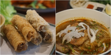Have a Taste of Authentic Vietnamese Cuisine at Nhà Em, SM Aura