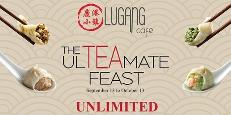 Lugang Cafe is Offering Unlimited Xiao Long Bao For a Whole Month!