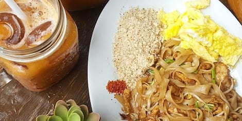 Now Open: Doon Thai and Asian Fusion Cuisine in Malate, Manila