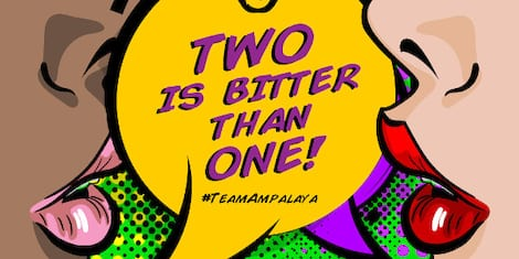 Ampalaya Monologues Celebrates 2nd Anniversary with 'Two is Bitter than One'