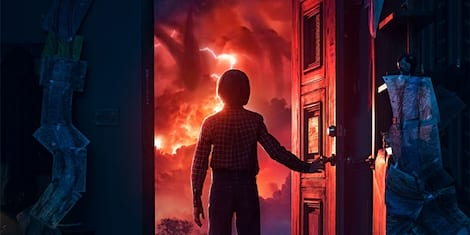Netflix Reveals its Newest Poster for 'Stranger Things' Season 2