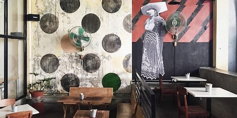 Now Open: Mexican Food Meets Coffee at ¡Vengo! and ¡Vengo! Neighborhood Cafe in Makati