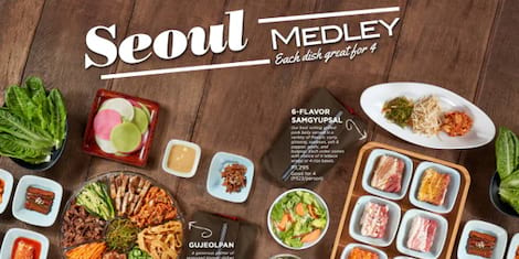 Seoul-Ful Dining with A Venetian Vibe