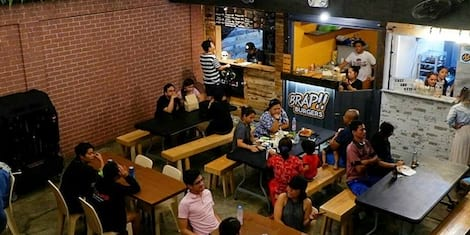 Now Open: 'Hole in One' is the Newest Place To Be for Taguig's Foodies