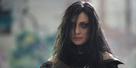 Kneel for Your Queen: Cate Blanchett is Hela in Thor: Ragnarok