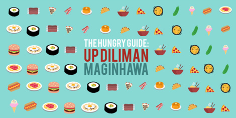 The Hungry Guide: UP Diliman and Maginhawa in Quezon City