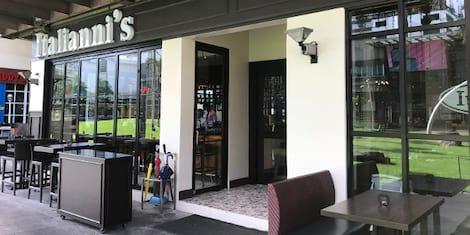 Newly-renovated Italianni's in Bonifacio High Street Re-opens