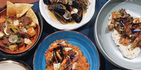 Now Open in BGC: Alegria, a 'Secret' Modern Latin American Restaurant and Sangria Bar at Uniqlo's 4th Floor