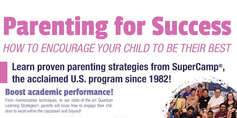 SuperCamp Philippines Lifts Off with Free Parenting Workshop