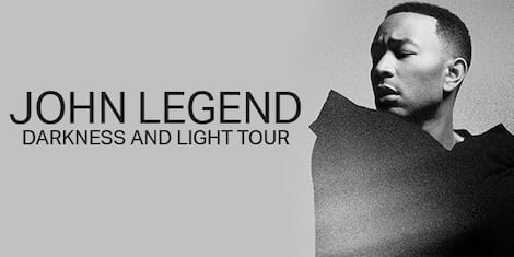 John Legend Brings Darkness and Light Tour to Manila