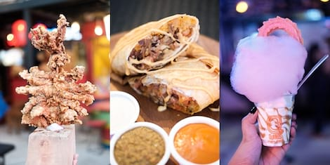 A Guide to The Yard StreetFood Cinema at Timog, Quezon City