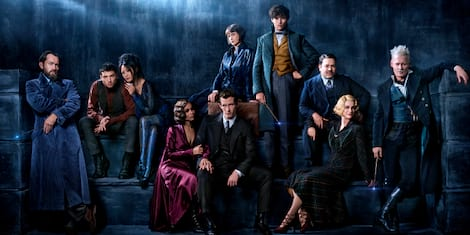 Fantastic Beasts Sequel Reveals Title, Offers First-Look