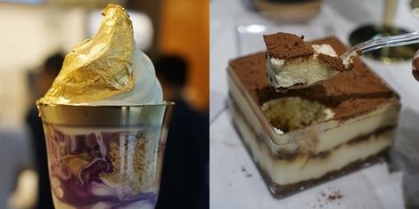 Kiss The Tiramisu, famous dessert café in Seoul, opens in Manila!
