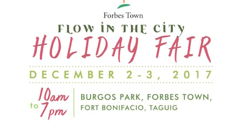 Flow In The City Holiday Fair