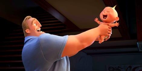 WATCH: Jack-Jack's Powers Emerge in 'Incredibles 2' Teaser Trailer