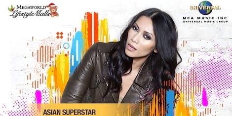 'Asia's Got Talent' Judge Anggun To Perform in Manila This Week!